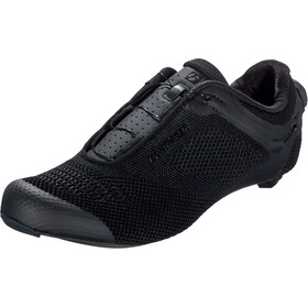 Bontrager Ballista Knit Road Cycling Schoenen Heren, black